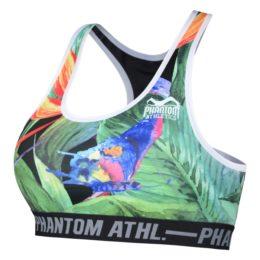 """Phantom Athletics Dámská Sportovní Podprsenka """"Jungle"""" – Zelená 1a0b4c559f"""
